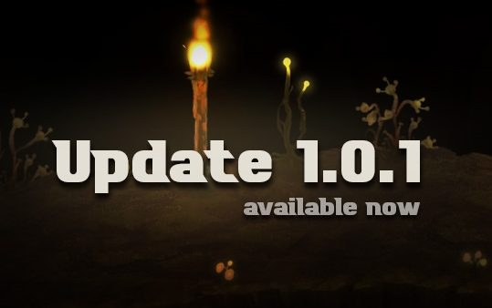 New update 1.0.1 available!