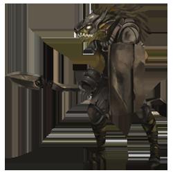 Goblin Spearman
