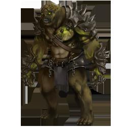 Goblin Cave Troll