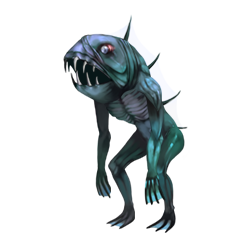 Swamp Fishman