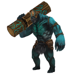 Tribal Ogre
